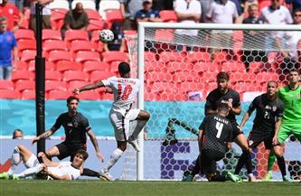 سترلينج سعيد بتسجيله هدف الفوز لإنجلترا أمام كرواتيا
