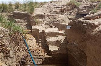 إحباط محاولة 7 عاطلين التنقيب عن الآثار بمنطقة جبل السلسلة الأثرية بأسوان |صور