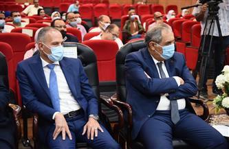 محافظ بورسعيد ونائب وزير الاتصالات يناقشان تطبيق منظومة حصر ممتلكات الدولة |صور