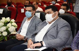 نائب وزير الاتصالات: بورسعيد سباقة في تنفيذ المشروعات العملاقة |صور