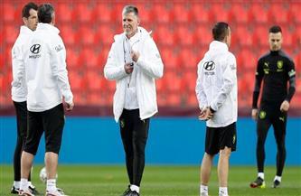 مدرب التشيك: الجماهير ستمنح الأفضلية لإسكتلندا أمامنا