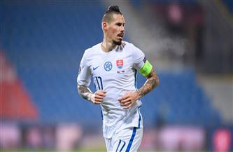 """النجم السلوفاكي هامسيك: جاهز لمواجهة بولندا في """"يورو 2020"""""""