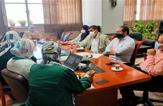 رئيسة قطاع التخطيط بـ«الري» تناقش التطبيقات التخصصية لخدمة قطاعات الوزارة