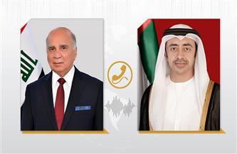العراق والإمارات يؤكدان ضرورة العمل المُشترك لمُواجهة تحديات المنطقة
