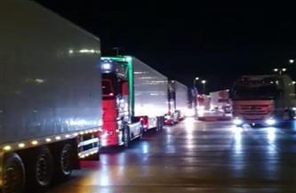 مصدرو الحاصلات الزراعية يستغيثون بوزير النقل بسبب تكدس البرادات في ميناء سفاجا  صور وفيديو