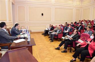 """""""لجنة الاتصالات"""" توافق على 5 مواد من مشروع قانون تنمية استخدام التكنولوجيا المالية"""