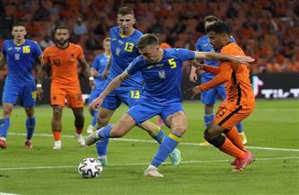 أوكرانيا تتعادل أمام هولندا في «يورو 2020»| صور