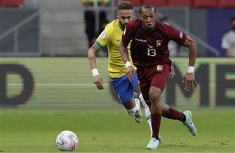 """منتخب البرازيل يسجل الهدف الثالث في شباك فنزويلا بـ""""كوبا أمريكا"""""""
