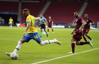 البرازيل يسجل الهدف الأول في شباك فنزويلا في «كوبا أمريكا»