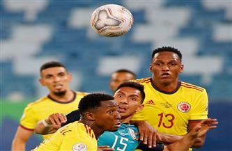 كولومبيا تتقدم بهدف على الأكوادور في كوبا أمريكا