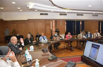 رئيس جامعة القاهرة يناقش تطوير منظومة الرعاية الحرجة.. ويؤكد دعمه الكامل لجميع المشروعات |صور