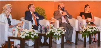 المدير الإقليمي لصندوق الأمم المتحدة يشيد بدور مصر في الدفع قدما بأجندة السكان| صور
