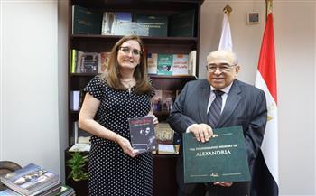 سفيرة كوبا تؤكد عمق العلاقات التاريخية مع مصر