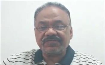 أول تصريح للعامل المصري بالكويت بعد حادث صدمه بسيارة   فيديو