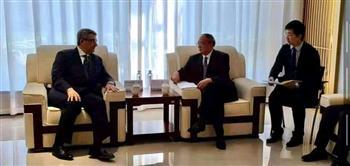 سفير مصر في بكين: نهر النيل المصدر الرئيسي الذي يمد مصر بأكثر من 97% من مواردها المائية المتجددة