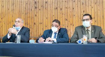 وزير الري: تأهيل 106 كيلومترات من المساقي في القليوبية بتكلفة 180 مليون جنيه| صور