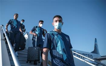 بعثة الأهلي تصل إلى تونس استعدادًا لمواجهة الترجي