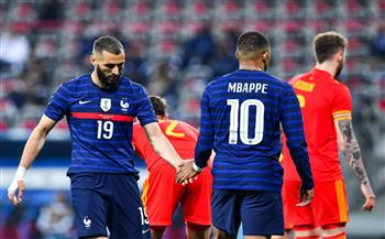 «بنزيما ومبابى» يقودان هجوم فرنسا لمواجهة ألمانيا فى يورو 2020