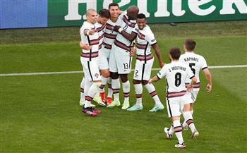 «رونالدو» يقود البرتغال للفوز على المجر بثلاثية في «يورو 2020»
