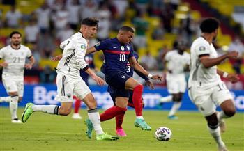 انطلاق مباراة ألمانيا وفرنسا فى ختام الجولة الأولى من «يورو 2020»