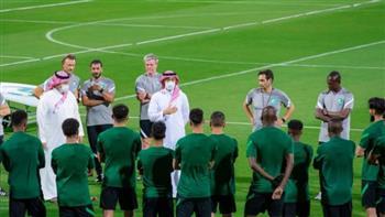 وزير الرياضة السعودي يهنئ منتخب بلاده بالتأهل للتصفيات النهائية المؤهلة لكأس العالم
