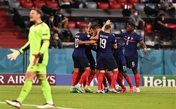 فرنسا تفوز على ألمانيا بهدف عكسي فى ختام الجولة الأولى من «يورو 2020» | صور