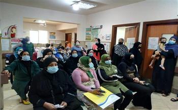 قافلة طبية وسكانية بالحجاري في الإسكندرية |صور