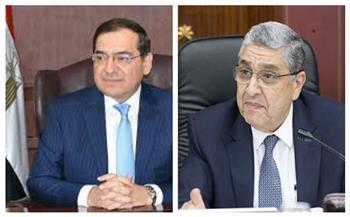 وزيرا الكهرباء والبترول يشهدان تسليم التقرير النهائي لمشروع إنتاج الهيدروجين الأخضر بمصر | صور