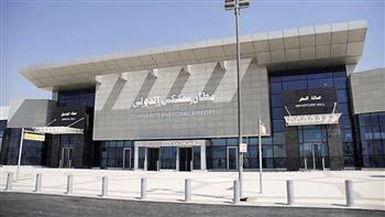 سلطات الطيران المدني تغلق مطار سفنكس لمدة ثلاثة أشهر لأعمال التطوير