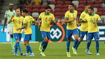كوبا أمريكا 2021.. انطلاق الشوط الثاني لمباراة البرازيل وبيرو