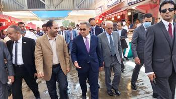 لجنة الإدارة المحلية النواب تشيد بالطفرة الخدمية فى الأسواق الحضارية ببورسعيد | صور