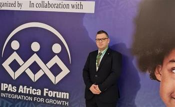 محمد الحصري: جهود مصر تدعم إقامة سوق إفريقية مشتركة