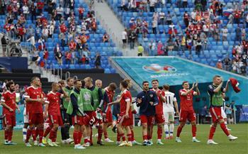 روسيا تحيي آمالها في بلوغ دور الستة عشر بأمم أوروبا بالفوز على فنلندا