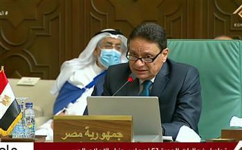 مجلس وزراء الإعلام العرب يدعو لإطلاق حملات إعلامية عربية طوال العام لمناصرة القضية الفلسطينية