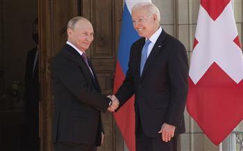«بوتين»: اتفقت مع «بايدن» على إعادة السفراء بين واشنطن وموسكو واستمرار التشاور حول الأمن السيبراني