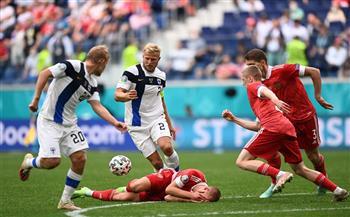 إحصائيات مباراة روسيا وفنلندا في «يورو 2020»