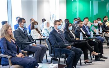 الأكاديمية الوطنية للتدريب تستقبل وفدًا من الدفعة الثانية لمنحة ناصر للقيادة  صور
