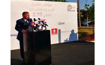 وزير قطاع الأعمال: بدء اختبار السيارة الكهربائية في شوارع مصر أول يوليو المقبل