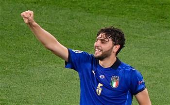 لوكاتيلي رجل مباراة إيطاليا وسويسرا بـ«يورو 2020»