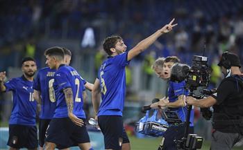 إيطاليا تسجل الهدف الثاني في شباك سويسرا بـ «يورو 2020»