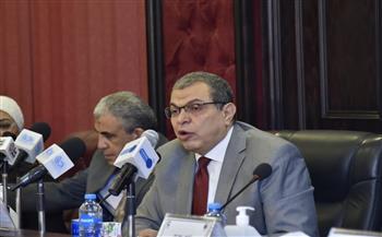 وزير القوى العاملة: الدولة المصرية جادة في اتخاذ القرارات لتحسين أوضاع العمالة  صور