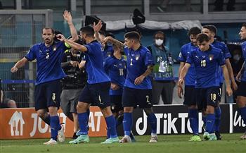 إيطاليا تفوز بثلاثية على سويسرا وتبلغ دور الـ16 في «يورو 2020» | صور