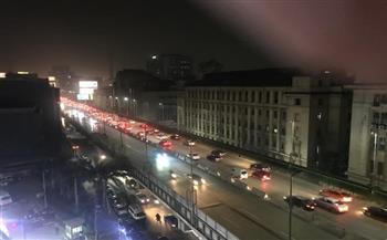 سيولة مرورية بشوارع العاصمة وانتشار مكثف للخدمات المرورية