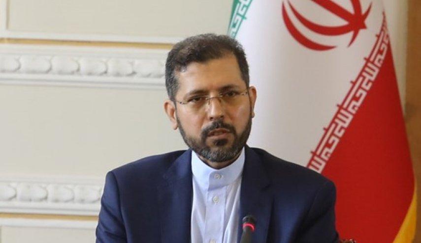 إيران تدعو الولايات المتحدة إلى التخلي عن  إدمانها الحظر