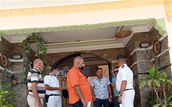 رئيس مدينة بدر: تنفيذ 21 قرار غلق وتشميع لمحال تجارية ووحدات سكنية بالحي المتميز