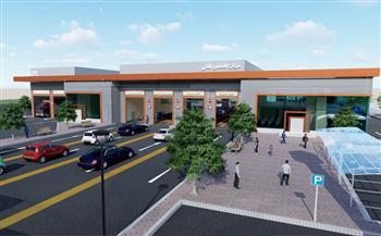 رئيس جهاز العبور الجديدة: جارٍ إنشاء وحدة مرور ومحطة فحص سيارات لتوفير الخدمات الحيوية بالمدينة|صور