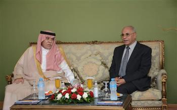أحمد أنيس: شراكة إستراتيجيه طويلة الأجل بين نايل سات والسعودي | صور