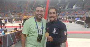 أول لاعب مصري يفوز بـ 9 ميداليات بكؤوس العالم يحكي قصة نجاحه