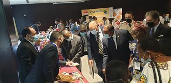 افتتاح أعمال البعثة التجارية إلى تنزانيا بمشاركة 11 شركة مصرية للصناعات الغذائية