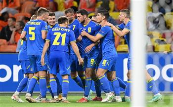 انطلاق لقاء أوكرانيا ومقدونيا الشمالية في «يورو 2020»